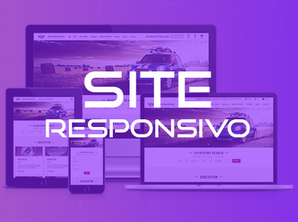 Site Responsivo | 4 páginas