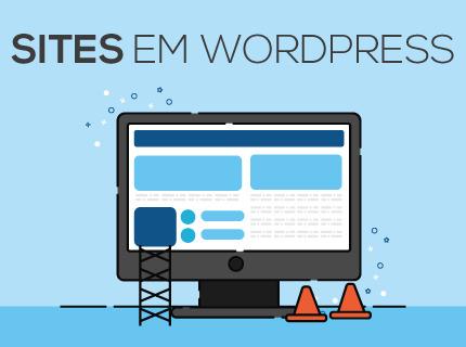 Site Básico em Wordpress