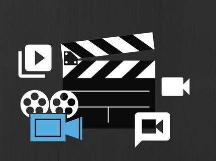 Edição de vídeo de 1 a 5 min a partir de gravações