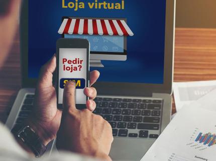 Loja online pronta para usar