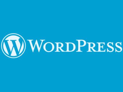 Sitio Web Wordpress 100% personalizado.