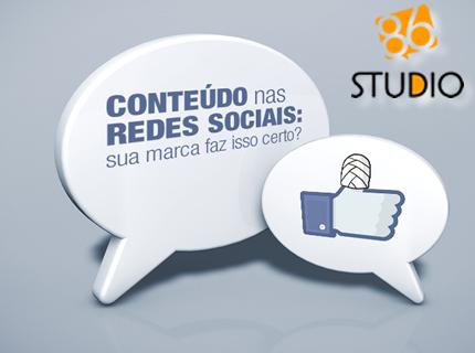 Pacote mensal - Conteúdo para redes sociais.