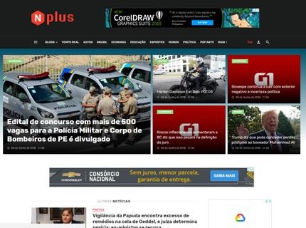 Portal de Notícias Automático