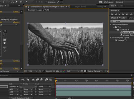 Video Animacion After Effects o Premiere