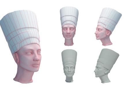 Modelado 3d : objetos y personajes