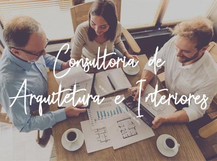 Consultoria de arquitetura e interiores