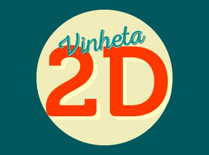 Vinheta 2D em Motion Graphics
