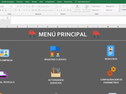 Plantillas personalizadas en Excel