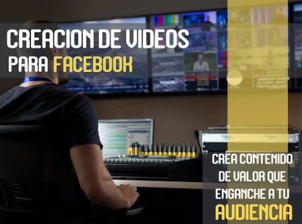 Vídeos para tu Facebook