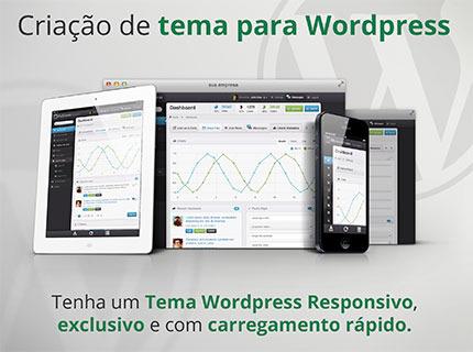 Criação de tema Wordpress