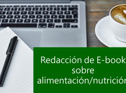E-book sobre alimentación/nutrición