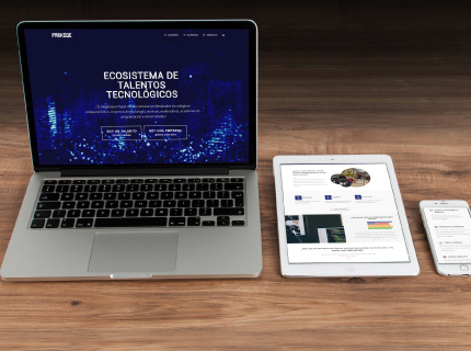 Diseño y creación de Landing Page