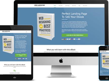 Landing page para tu producto o negocio