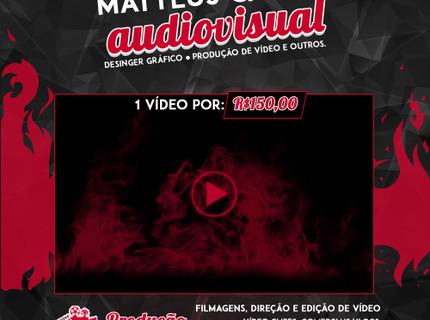 1 EDIÇÃO DE VÍDEO DE 2 A 5 MINUTOS!