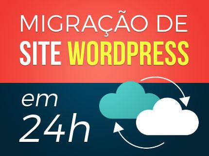 Migração de Wordpress em 24h. Sim, é possível!