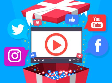 Video cápsulas informátivas para Redes Sociales.