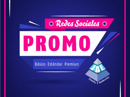 Promo Post Redes Sociales