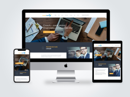 Site Institucional Wordpress