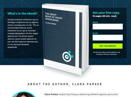 Landing Page Página de Captura E-Marketing