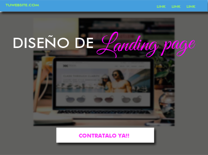 Diseñamos Landing Pages Que Venden