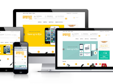 Implementación de Sitios de E-commerce en Prestash