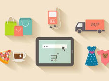 Tienda virtual con tarjetas de crédito y paypal