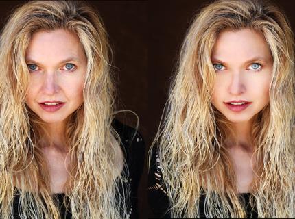 Maquillaje digital y corrección  de color en fotos