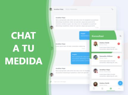 Chat Web Online a tu medida
