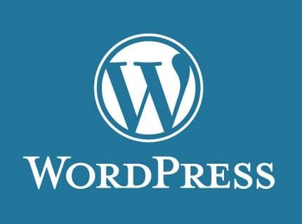 Diseño de páginas web (WordPress)