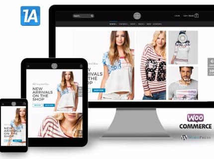 E-Commerce (Responsive)