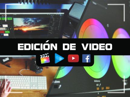 Edición de video profesional y original