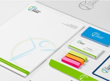 Tu Logo + Imagen Corporativa + Redes Sociales