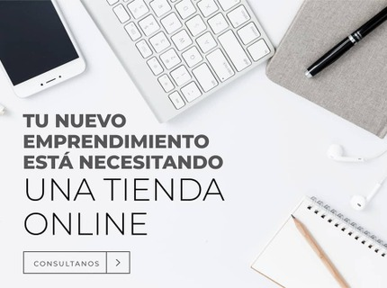 Tienda Online - E-commerce Autoadministrable