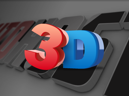 SEU LOGO EM VÍDEO 3D