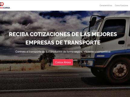 Landing Page (Página web) Moderna miltiproposito