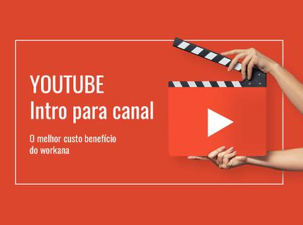 Youtube - Intro para canal