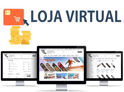 Loja Virtual para ganhar muito dinheiro com vendas