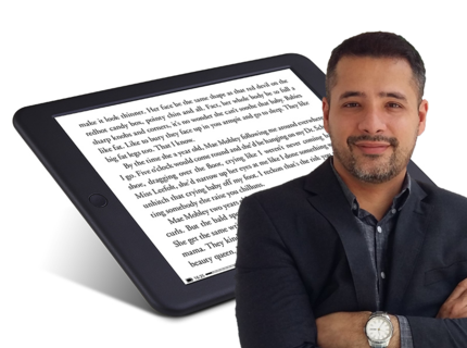E-books fabulosos, PROFISSIONAIS.