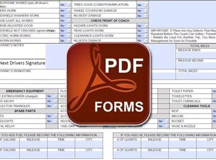 Crear un documento PDF rellenable