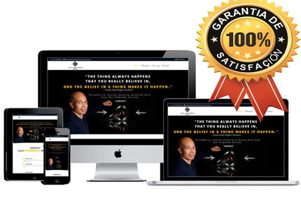 Website 100% resposive