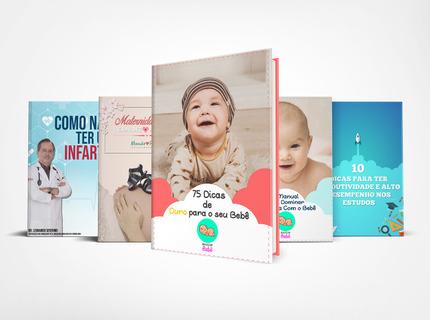 Ebook Completo: Diagramação, Design e 3D