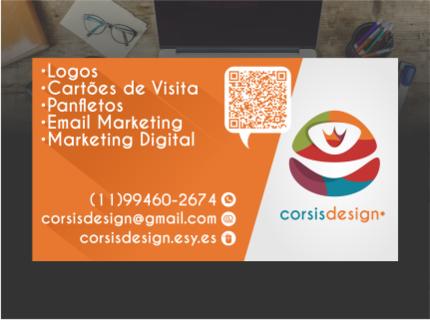Design Cartão de Visitas