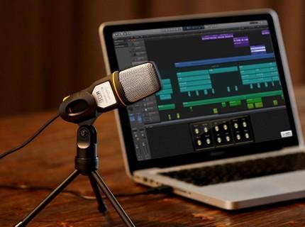 Edição de Podcasts em MP3 ou M4A Qualidade 320kbps