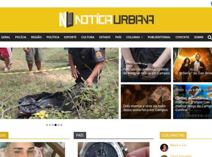 Site de noticias e informativo