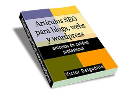 Artículos SEO para blogs, webs y wordpress.