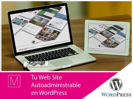 Tu WebSite Autoadministrable en WordPress