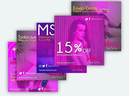 Diseño de Flyer para redes sociales