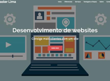 Site Institucional Completo em Wordpress