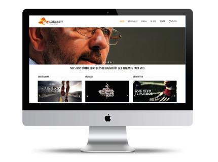 Diseño y creación de páginas web