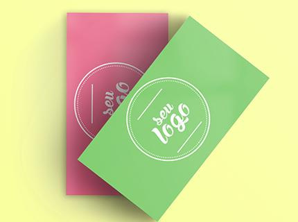 Design de Logo + Papelaria